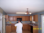 Painting a Kitchen
